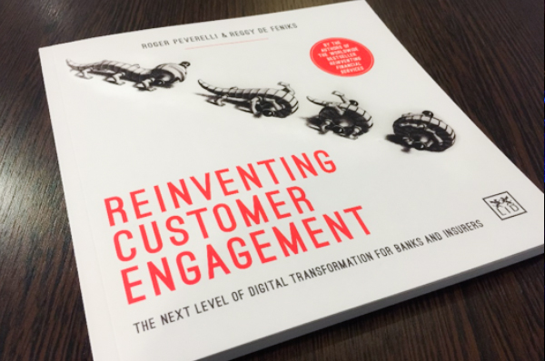 Our new book 'Reinventing Customer Engagement' is ready!